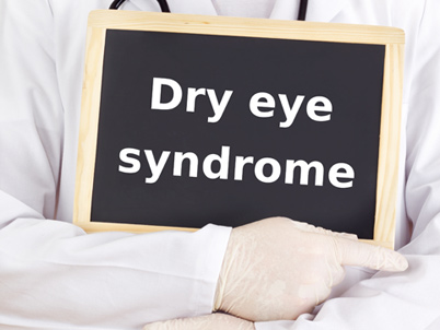 Central Michigan Dry Eye Treatment